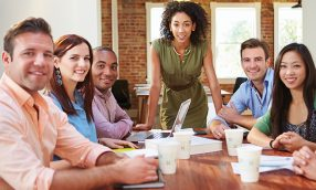 Diversity and Inclusion from the Top