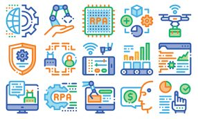 Upskilling with RPA