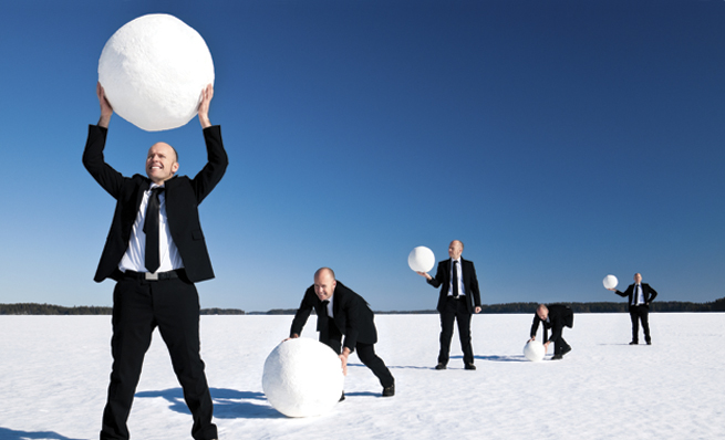 Intercompany Transactions Can Snowball