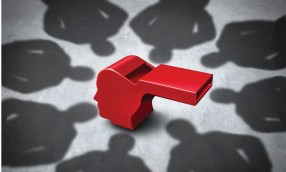 WHISTLEBLOWERS TAKE BIG RISKS