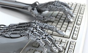 Robot Analysts and Robot Reporters