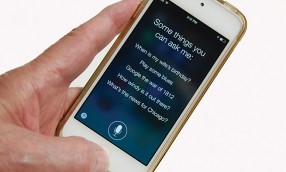 Siri's Competition