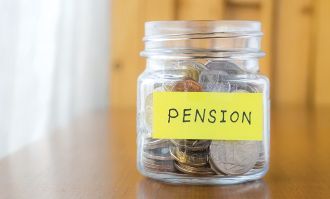 Pension and retirement income