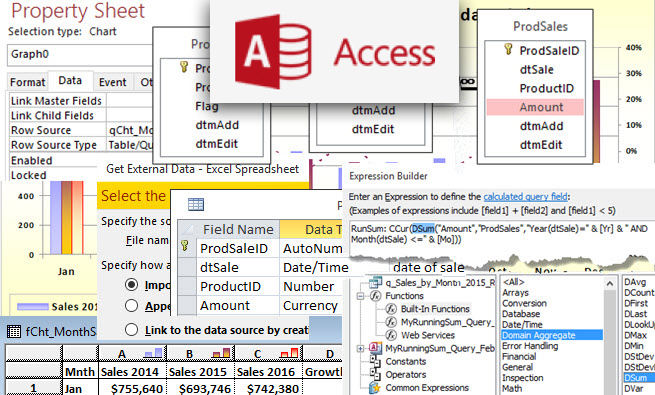 Access: Change a List Box Using VBA - Strategic Finance