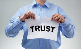 Trust Deficit in the Workplace
