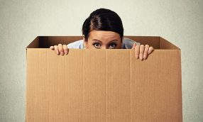 HOW DOES AN INTROVERTED CFO MARKET HERSELF?