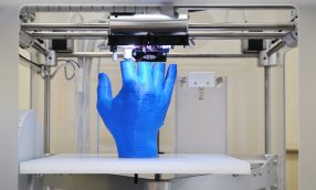 Manufacturing Enters the Third Dimension