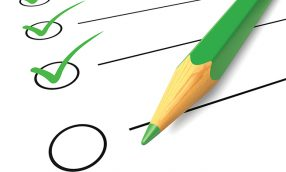 CHECKLISTS FOR THE SMALL BUSINESS