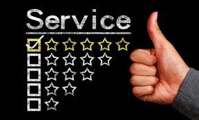 SERVICE: THE KEY TO FINANCIAL LEADERSHIP