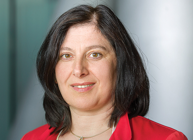 Pauline Seidermann, CFO of voestalpine Steel Division