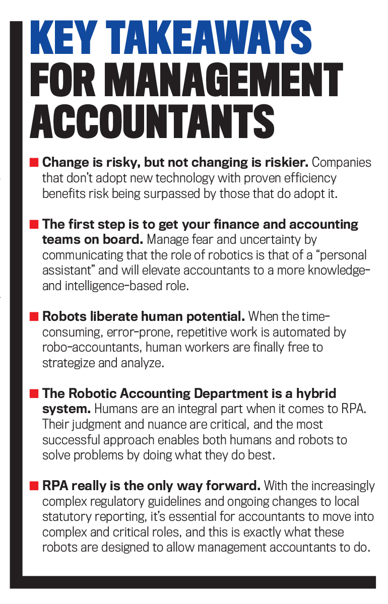 Are You Ready for Your Robots? - Strategic Finance