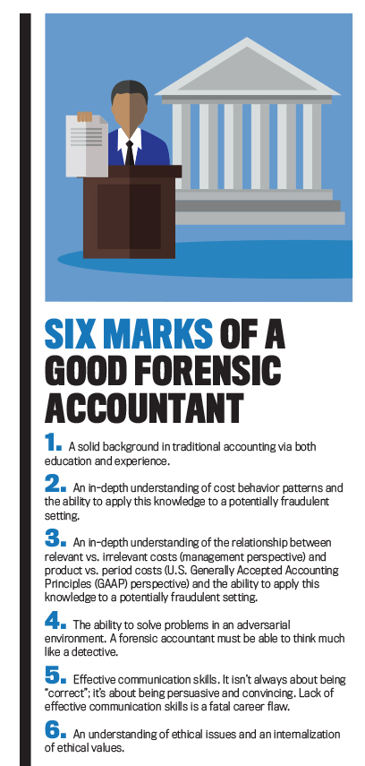 Forensic Accountants To The Rescue Strategic Finance