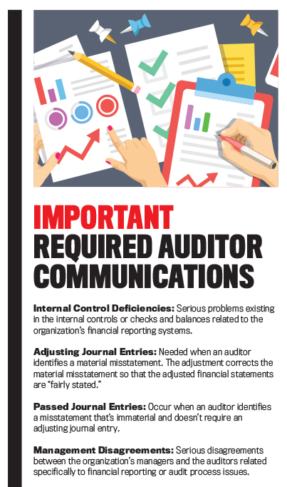 Adapting for the Not-For-Profit Audit - Strategic Finance
