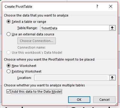 Excel: Reporting Text in a Pivot Table - Strategic Finance