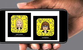 Use Snapchat to Engage Students
