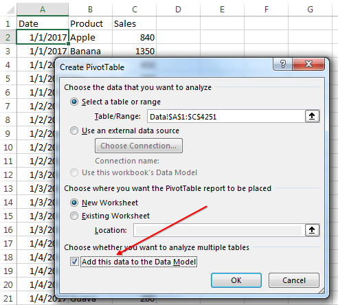 Excel: Rolling 12 Months in a Pivot Table - Strategic Finance