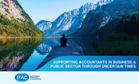 New IFAC Report for Accountants in Business