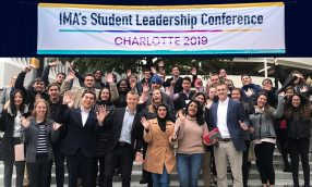 Celebrating 20 Years of the IMA Student Leadership Conference