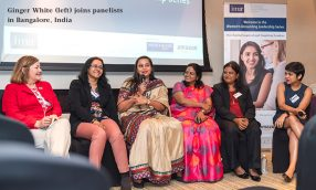 Women's Accounting Leadership in the Middle East and India