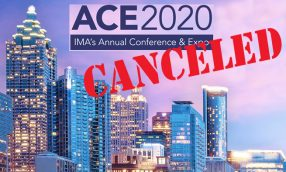 IMA's ACE2020 Canceled
